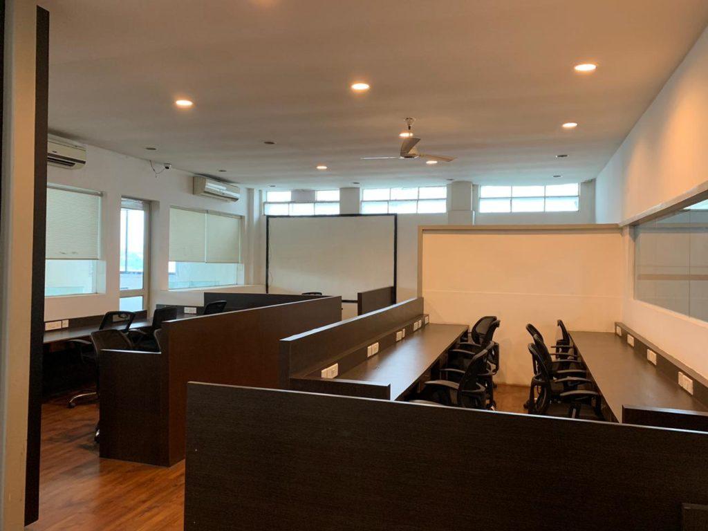 co working office space wagholi meraki